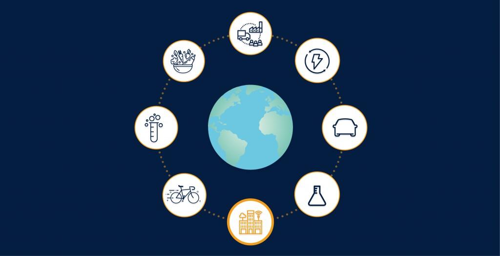 Le risque carbone dans le secteur des services aux collectivités