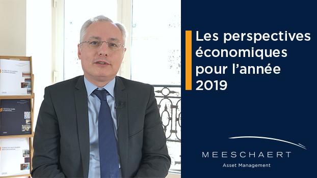 Les perspectives économiques de l'année 2019