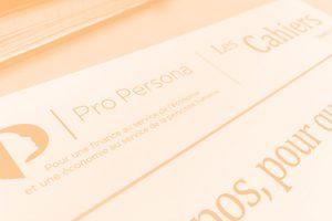 Cahiers Pro Persona «Quelle valeur donner aux valeurs ?»