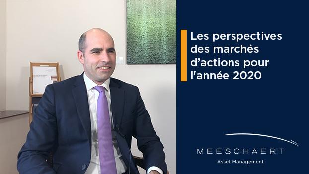 Les perspectives des marchés d'actions pour l'année 2020