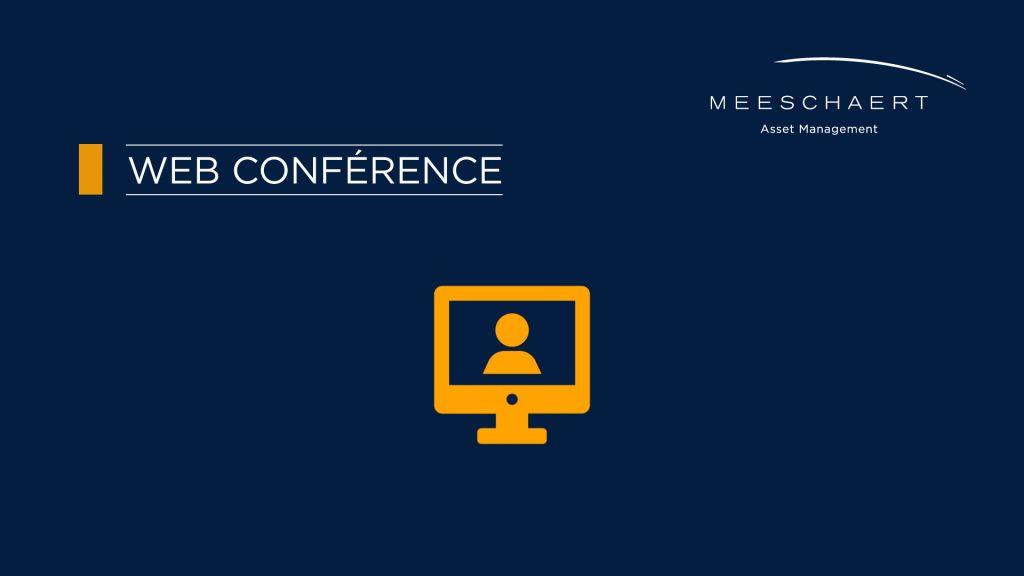 Web conférence : les thématiques à privilégier après la crise