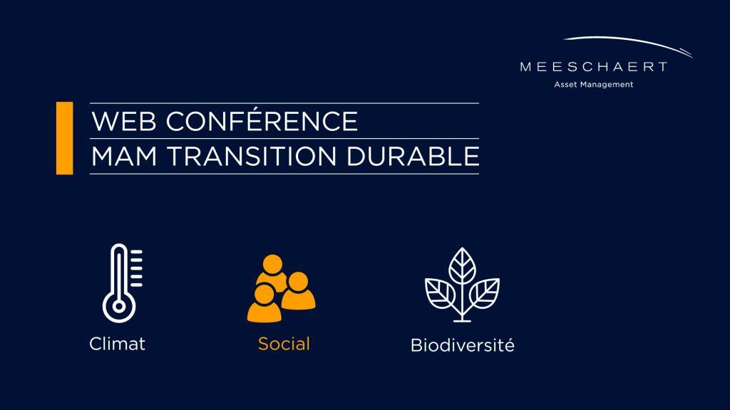 Web conférence transition durable : l'expérimentation écologique pour tous publics